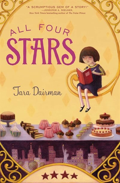 The Girl And The Stars Hardcover