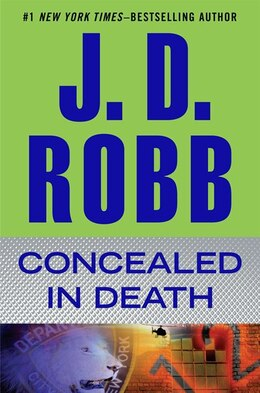 Book Concealed In Death by J Robb