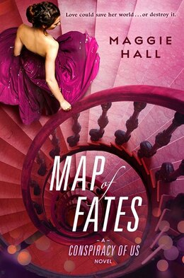 Book Map Of Fates by Maggie Hall