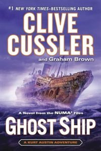 Book Ghost Ship by Clive Cussler