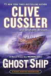Ghost Ship by Clive Cussler