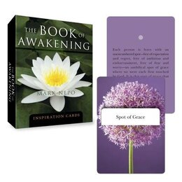 Book The Book Of Awakening Inspiration Cards by Mark Nepo