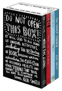 Book Keri Smith Deluxe Boxed Set by Keri Smith