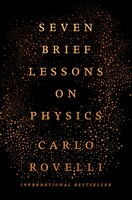 Book Seven Brief Lessons On Physics by Carlo Rovelli