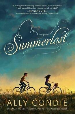 Book Summerlost by Ally Condie