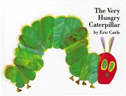 Book The Very Hungry Caterpillar: Miniature Edition by Eric Carle