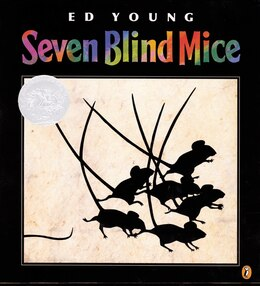 Book Seven Blind Mice by Ed Young