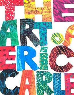 Book The Art Of Eric Carle by Eric Carle