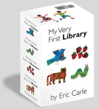 My Very First Library: My Very First Book Of Colors, My Very First Book Of Shapes, My Very First…