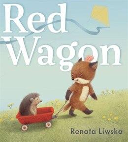 Book Red Wagon by Renata Liwska