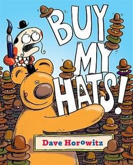 Book Buy My Hats by David Horowitz