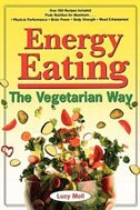 Book Energy Eating: The Vegetarian Way by Lucy Moli