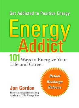 Book Energy Addict: 101 Physical, Mental, And Spiritual Ways To Energize Your Life by Jon Gordon
