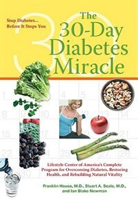 Book The 30-day Diabetes Miracle by Franklin House