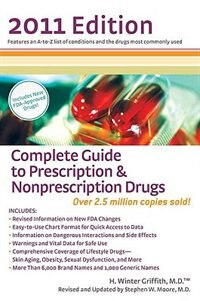 Book Complete Guide To Prescription And Nonprescription Drugs by H Griffith