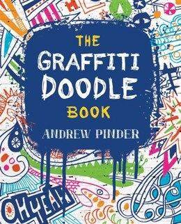 Book The Graffiti Doodle Book by Andrew Pinder