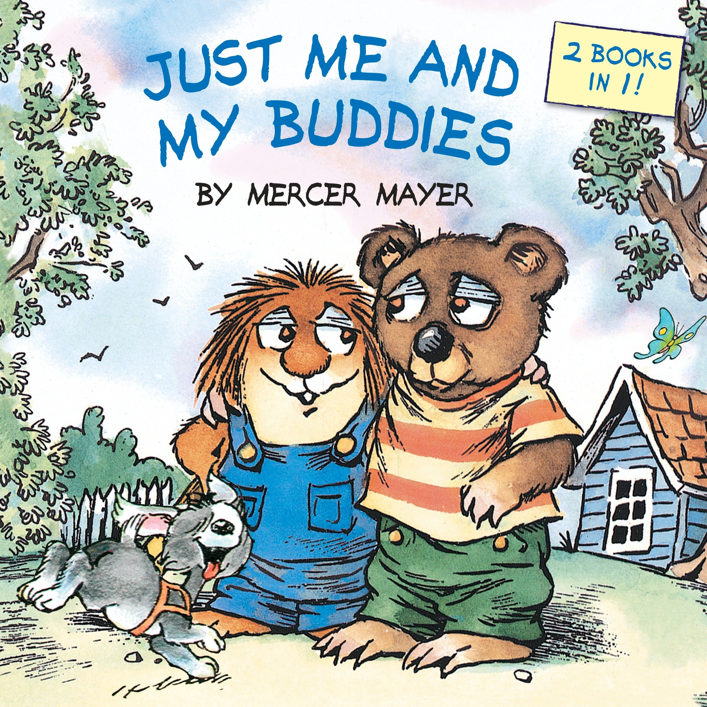 Book Just Me And My Buddies (little Critter) by Mercer Mayer