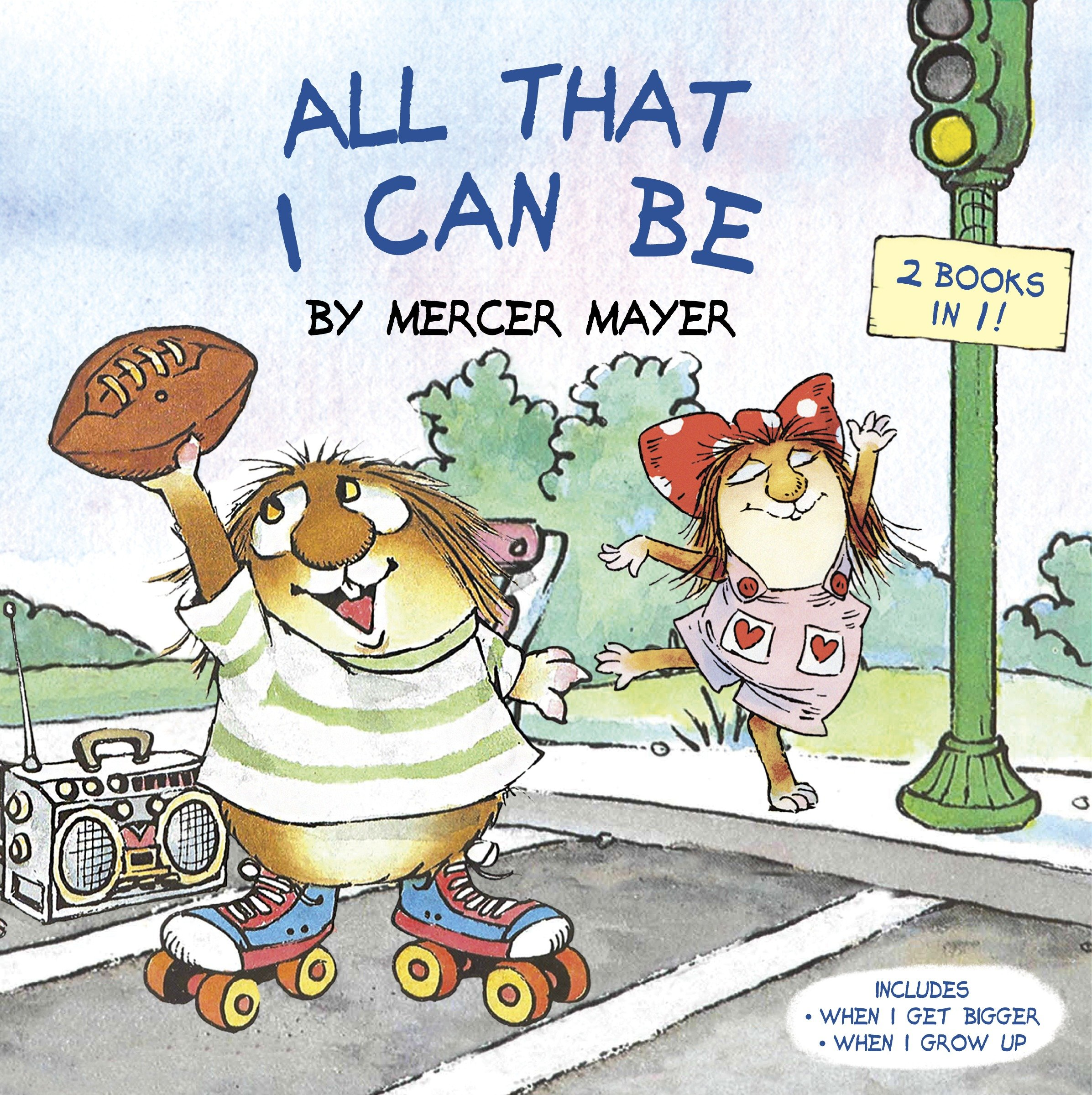 Book All That I Can Be (little Critter) by Mercer Mayer