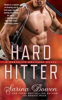 Book Hard Hitter by Sarina Bowen