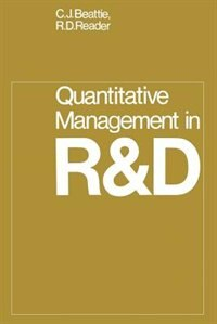 Quantitative Management in R & D