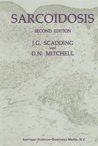 Book Sarcoidosis by J. G. Scadding
