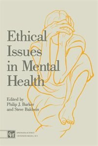 Book Ethical Issues in Mental Health by Steve Baldwin