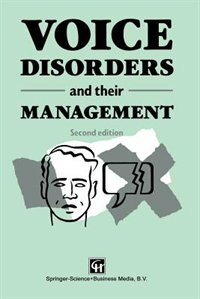 Book Voice Disorders and their Management by Margaret Fawcus