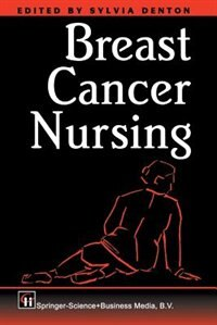 Book Breast Cancer Nursing by Sylvia Denton
