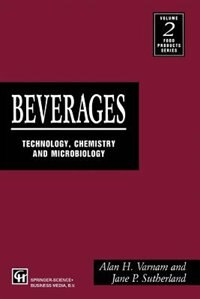 Book Beverages: Technology, Chemistry & Microbiology by A. Varnum