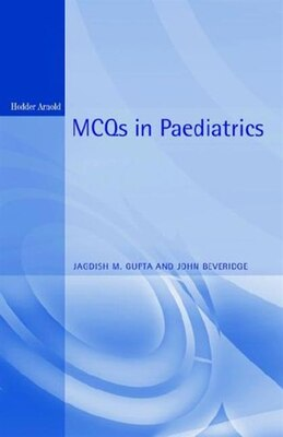 Book Mcqs In Paediatrics, D by J. Gupta