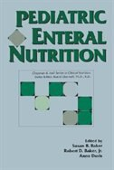 Book Pediatric Enteral Nutrition by A. Davis