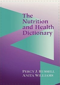 Book The Pod- Nutrition and Health Dictionary Paper by PERCY RUSSELL