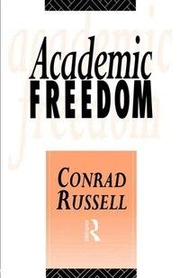 Academic Freedom: ACADEMIC FREEDOM