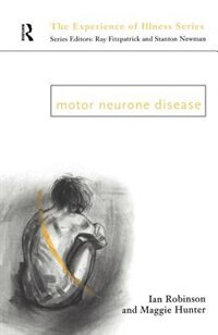 Book Motor Neurone Disease by Margaret Hunter