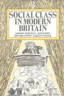 Social Class in Modern Britain