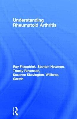 Book Understanding Rheumatoid Arthritis by Ray Fitzpatrick