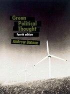 Green Political Thought: Green Political Thoughts