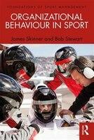 Book Organizational Behaviour in Sport by James Skinner