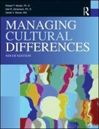 Book Managing Cultural Differences by Robert T. Moran