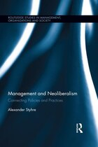 Management And Neoliberalism: Connecting Policies And Practices