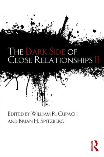the dark side of relationships This study contributes to the emerging sociological literature on sleep, family, and gender by examining the experience and management of snoring within families.