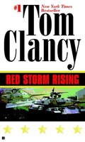 Book Red Storm Rising by Tom Clancy
