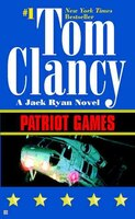 Book Patriot Games by Tom Clancy