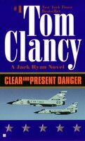 Book Clear And Present Danger by Tom Clancy