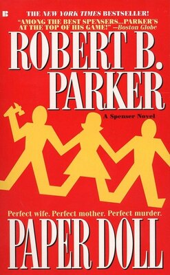 Book Paper Doll by Robert B. Parker