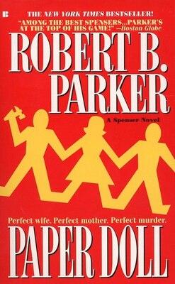 Book Paper Doll by Robert B. Parker