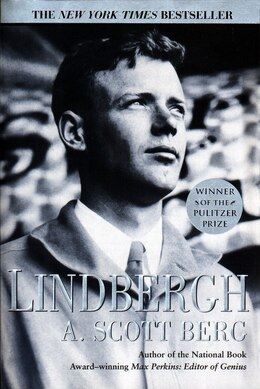 Book Lindbergh by A. Scott Berg
