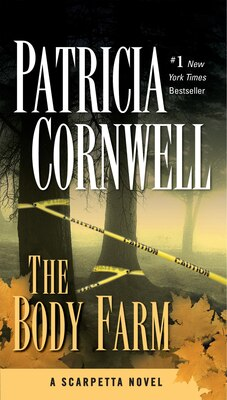Book The Body Farm: Scarpetta (book 5) by Patricia Cornwell