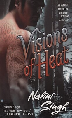 Book Visions Of Heat by Nalini Singh
