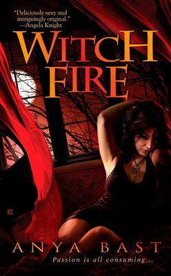 Book Witch Fire by Anya Bast
